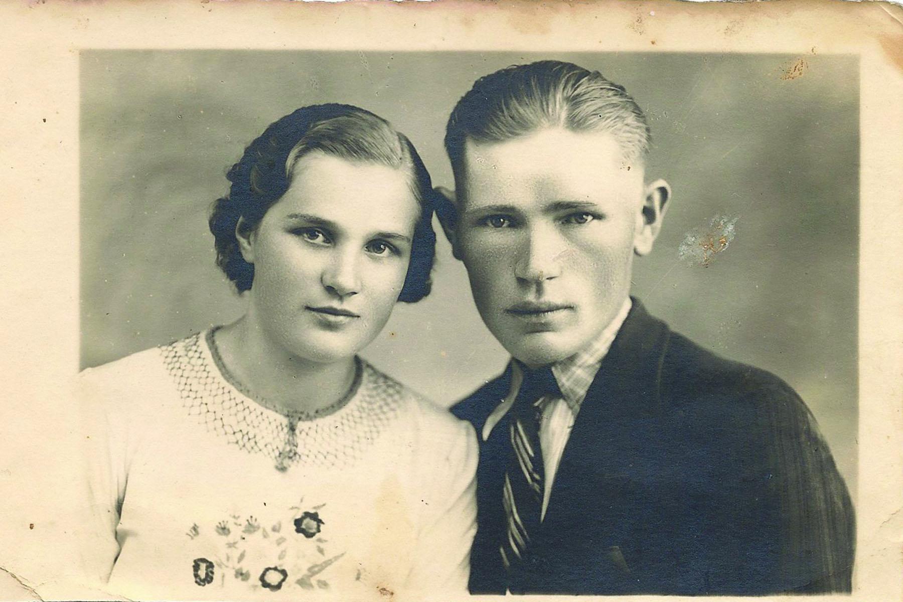 Zdzisława Machejek c Wincentego i Konstanty Bernat