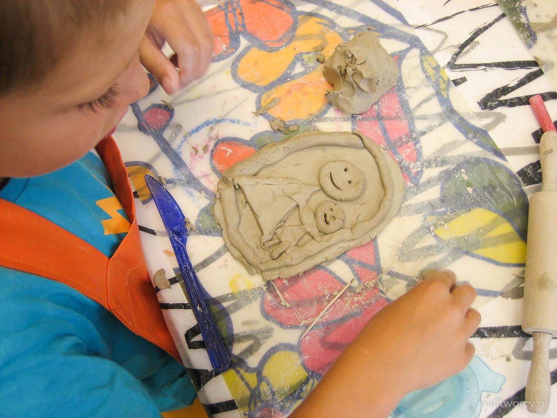 Warsztaty ceramiczne dla przedszkoli i szkół - Pracownia Artystyczna 'Mali Twórcy'